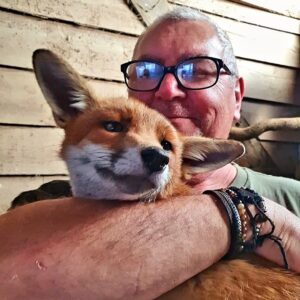 Chris and Fox